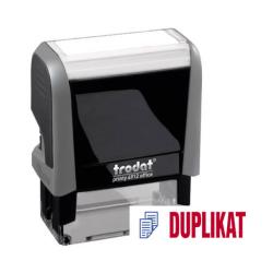 Eco-Printy 4912 mit Text: Duplikat