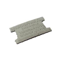 Ersatztextplatte für Trodat Printy 4.0 - 4911 Textstempel